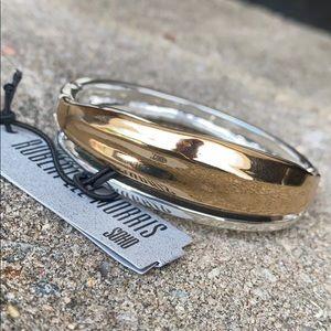 Robert Lee Morris Hinge Bracelet